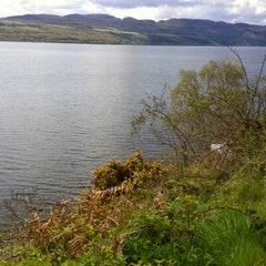 Photo taken at Loch Ness by Vladimir D. on 5/6/2012