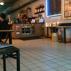 Photo taken at Caffe Casa by Katie Spirit Wolf W. on 3/31/2012