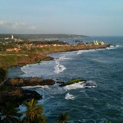 Photo taken at Vizhinjam Lighthouse by Anoop R. on 8/6/2012