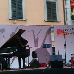 Photo taken at Piazza Del Bastione by Luana B. on 7/6/2012