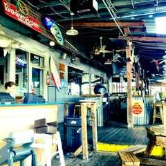 Photo taken at Rick's on the River by Ramsey M. on 5/17/2012