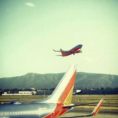 Photo taken at Albuquerque International Sunport (ABQ) by Andy G. on 8/7/2012