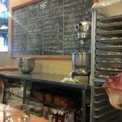 Photo taken at MF Gourmet by Ruben C. on 3/19/2012