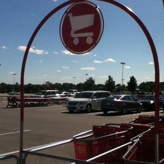 Photo taken at Super Target by Stacee S. on 6/11/2012