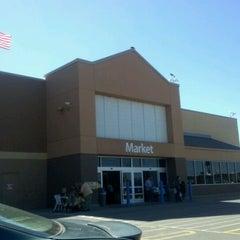 Photo taken at Walmart Supercenter by Buddie H. on 3/10/2012