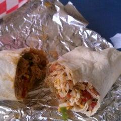 Photo taken at Zoca: Taco + Burrito Truck by Marcus🍭 on 4/18/2012