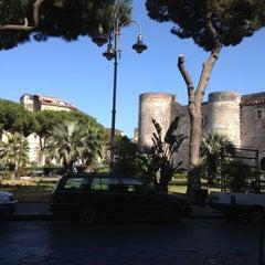 Photo taken at Castello Ursino by Анна Н. on 6/8/2012