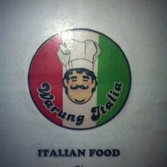 Photo taken at Warung Italia by Jani S. on 2/11/2012