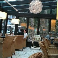 Photo taken at Круассан-кафе by LiDiafilmz on 3/9/2012