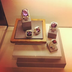 Photo taken at David Yurman - The Townhouse by Christy K. on 2/27/2012