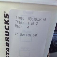 Photo taken at Starbucks by Phil on 2/18/2012
