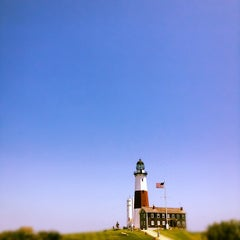 Photo taken at Montauk Point Lighthouse by Noah F. on 6/3/2012