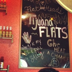 Photo taken at Tijuana Flats by Jahanzaib M. on 5/15/2012