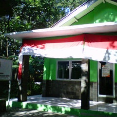 Photo taken at Pulau Karya by fajri s. on 4/2/2012