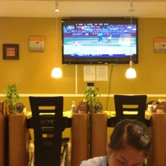 Photo taken at Kinzie Nail Spa by Sara N. on 4/14/2012