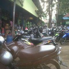 Photo taken at Pasar Rawakebo by Icup Supriadi S. on 4/22/2012