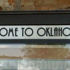 Photo taken at Oklahoma Visitor Center by George M. on 5/9/2012