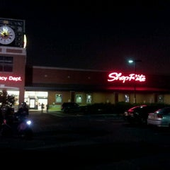 Photo taken at ShopRite by Greg S. on 5/5/2012