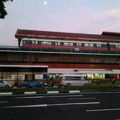 Photo taken at Yishun MRT Station (NS13) by 💕🌼 ÅnGe£icÅ 💕🌼 on 9/2/2012