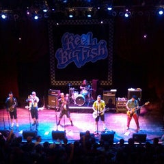 Photo taken at House of Blues by Jessica L. on 7/11/2012