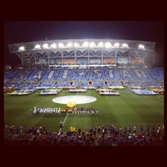 Photo taken at PPL Park by Stan S. on 7/26/2012