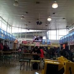 Photo taken at Terminal de Buses O'Higgins by Cristopher Z. on 7/2/2012
