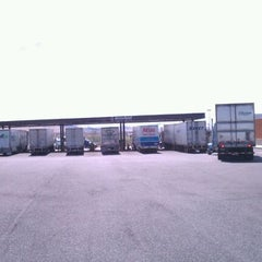 Photo taken at Arrowhead Travel Plaza by Saul C. on 4/7/2012