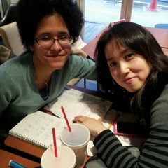 Photo taken at Burger × Burger by Valentine F. on 3/8/2012