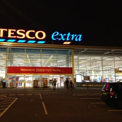 Photo taken at Tesco Extra by Giovanni B. on 5/31/2012
