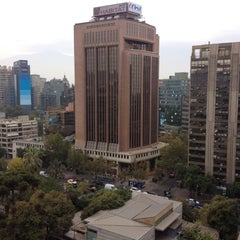 Photo taken at Edificio La Concepción by Roberto E. on 4/10/2012