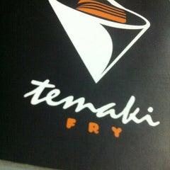 Photo taken at Temaki Fry by João W. on 4/14/2012
