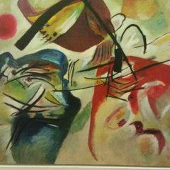 Photo taken at Bibliothèque Kandinsky by Pablo T. on 8/8/2012