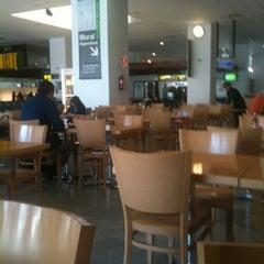 Photo taken at Terminal 2 Aeropuerto de Lanzarote (ACE) by Yeray L. on 4/17/2012