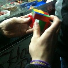 Photo taken at Elio & Tonia by Miriam D. on 4/17/2012