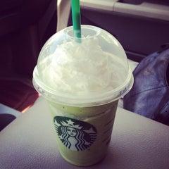 Photo taken at Starbucks by Tia F. on 5/5/2012