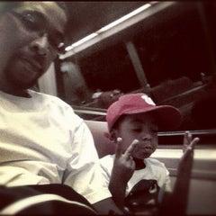 Photo taken at Southern Avenue Metro Station by Matt on 8/18/2012