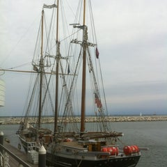 Photo taken at Discovery World at Pier Wisconsin by Keith on 9/1/2012