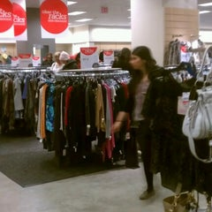 Photo taken at Nordstrom Rack Union Square by Nicole F. on 2/15/2012