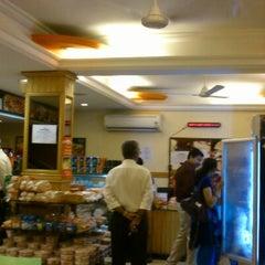 Photo taken at Bread World by xavier v. on 6/23/2012
