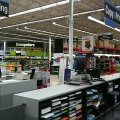 Photo taken at Staples Terra Losa by Norman W. on 4/27/2012