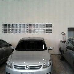 Photo taken at Estacionamento Lojas Cem by Stevan Gustavo S. on 9/9/2011