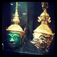 Photo taken at Thai Arroy Restaurant by Gavin S. on 8/25/2012