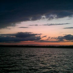Photo taken at Chesapeake Bay by Julia S. on 9/30/2011