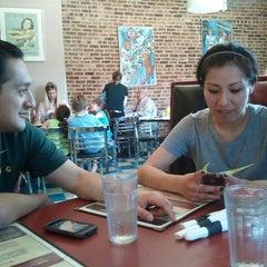 Photo taken at Salt & Pepper Diner by Joanna G. on 3/18/2012
