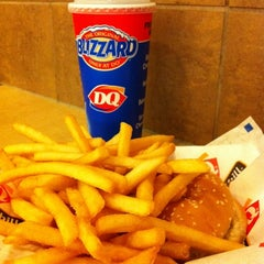 Photo taken at Dairy Queen by Dave W. on 4/30/2011