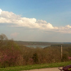 Photo taken at Scenic View Restaurant by Andrew B. on 3/21/2012