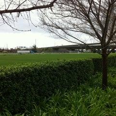 Photo taken at eBay North Soccer Field by Devans00 .. on 3/23/2011