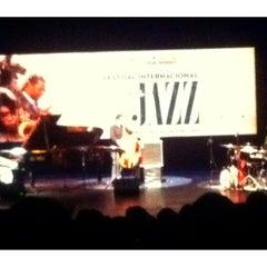 """Photo taken at Teatro Universitario """"Cnel. Pedro Torres Ortíz"""" by ELEUTERIA L. on 6/8/2012"""