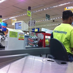 Photo taken at Carrefour Bairro by Edgard M. on 4/12/2012