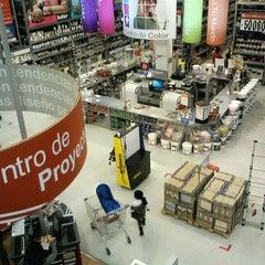 Photo taken at Homecenter Sodimac by Jorge N. on 7/21/2012
